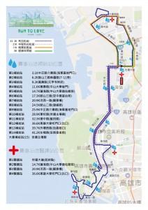 地圖(標號補給醫護站)n