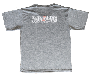 t-shirt 背面