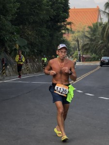2017-12-16高雄山城100KM超級馬拉松-賽道
