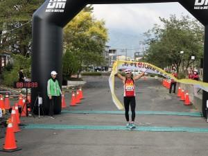 2017-12-16高雄山城100KM超級馬拉松-終點